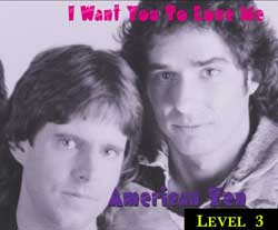 CD album LEVEL 3 = I WANT YOU TO LOVE ME by American Zen